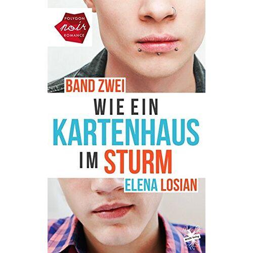Elena Losian - Wie ein Kartenhaus im Sturm: Band 2 - Preis vom 05.05.2021 04:54:13 h