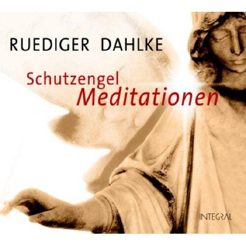 Ruediger Dahlke - Schutzengel-Meditationen CD - Preis vom 26.01.2021 06:11:22 h