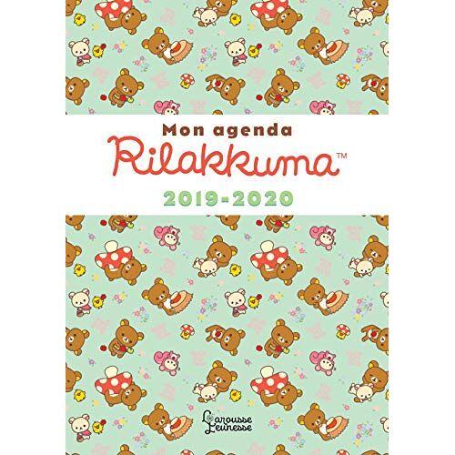 - Mon agenda Rilakkuma - Preis vom 08.03.2021 05:59:36 h