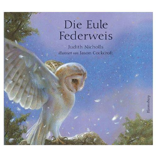 Judith Nicholls - Die Eule Federweis - Preis vom 21.10.2020 04:49:09 h