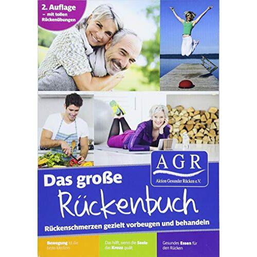 Thorsten Dargatz - Das grosse AGR-Rueckenbuch: Rueckenschmerzen gezielt vorbeugen und behandeln - Preis vom 15.10.2019 05:09:39 h