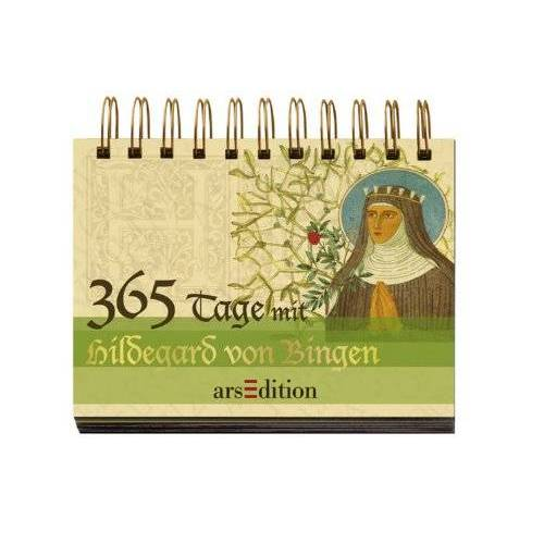 Hildegard von Bingen - 365 Tage mit Hildegard von Bingen - Preis vom 01.03.2021 06:00:22 h