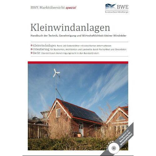 - Kleinwindanlagen, m. CD-ROM - Preis vom 06.03.2021 05:55:44 h