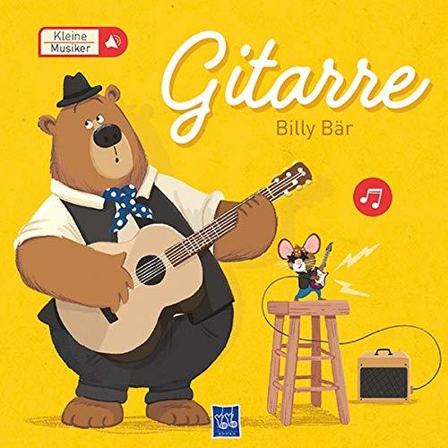 - Kleine Musiker - Gitarre: Billy Bär - Preis vom 13.04.2021 04:49:48 h