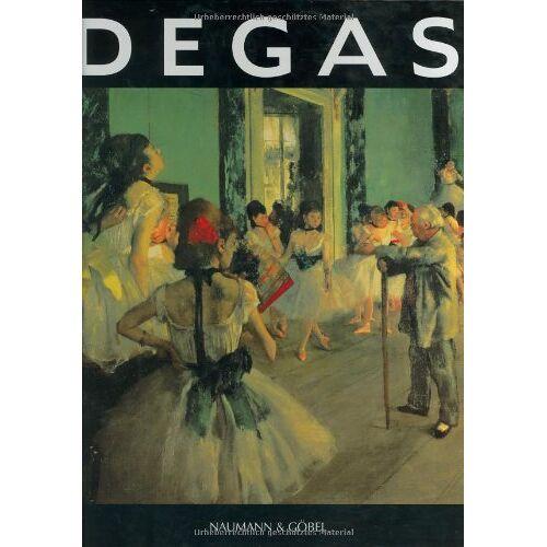 Edgar Degas - Degas 1834-1917 - Preis vom 14.05.2021 04:51:20 h