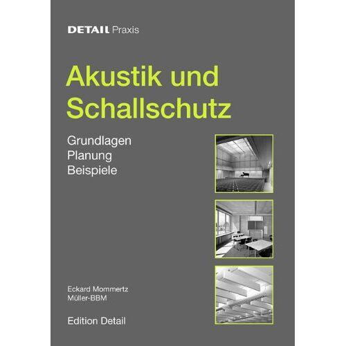 Eckard Mommertz - Akustik und Schallschutz - Preis vom 11.04.2021 04:47:53 h