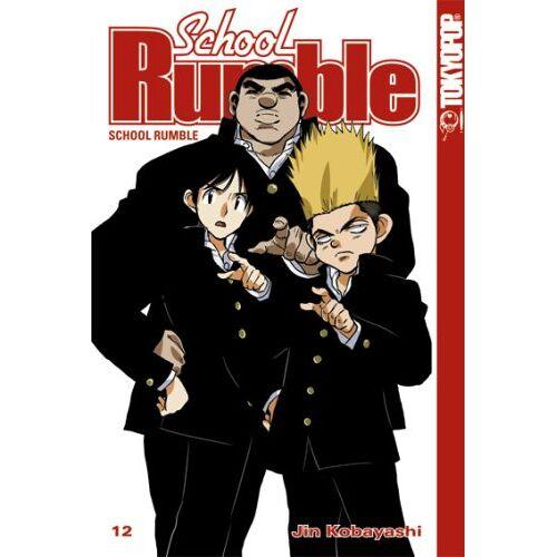 Jin Kobayashi - School Rumble 12 - Preis vom 16.05.2021 04:43:40 h