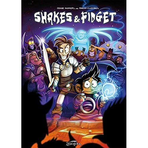 Marvin Clifford - Shakes & Fidget - Preis vom 01.03.2021 06:00:22 h