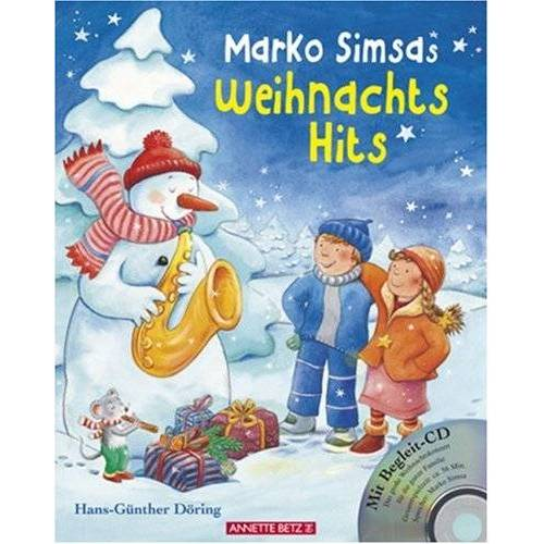 Marko Simsa - Marko Simsas Weihnachts Hits. Mit CD - Preis vom 17.01.2021 06:05:38 h