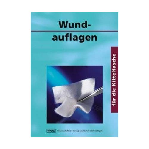 Anette Vasel-Biergans - Wundauflagen für die Kitteltasche - Preis vom 31.03.2020 04:56:10 h