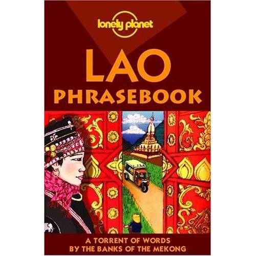 Joe Cummings - Lonely Planet Lao Phrasebook (Lonely Planet Phrasebook: Lao) - Preis vom 15.04.2021 04:51:42 h