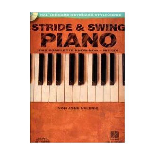 John Valerio - Stride & Swing Piano. Klavier - Preis vom 25.01.2021 05:57:21 h