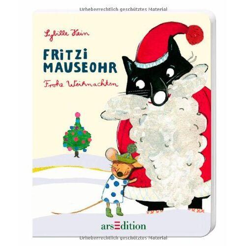 Sybille Hein - Fritzi Mauseohr - Frohe Weihnachten! - Preis vom 20.10.2020 04:55:35 h