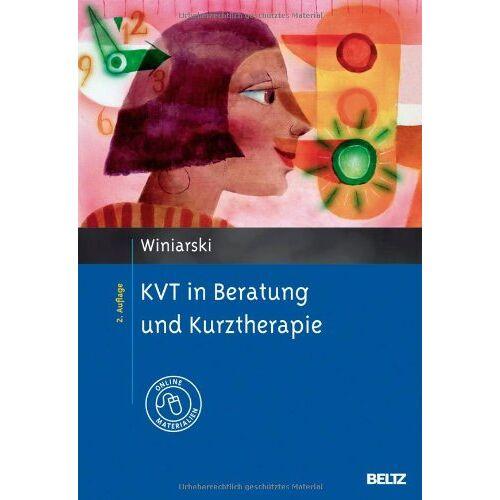 Rolf Winiarski - KVT in Beratung und Kurztherapie: Mit Online-Materialien - Preis vom 26.02.2021 06:01:53 h