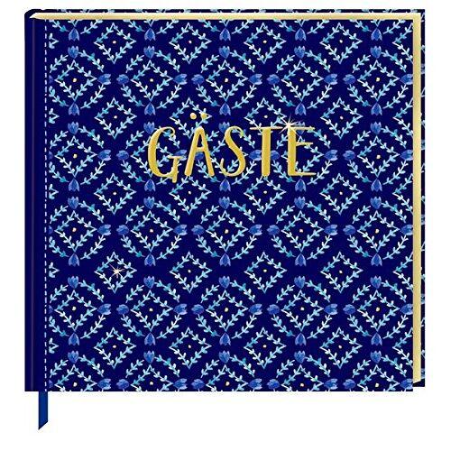 - Gästebuch - Gäste (All about blue) - Preis vom 05.09.2020 04:49:05 h