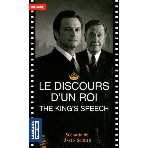 David Seidler - Le discours d'un roi - Preis vom 28.02.2021 06:03:40 h