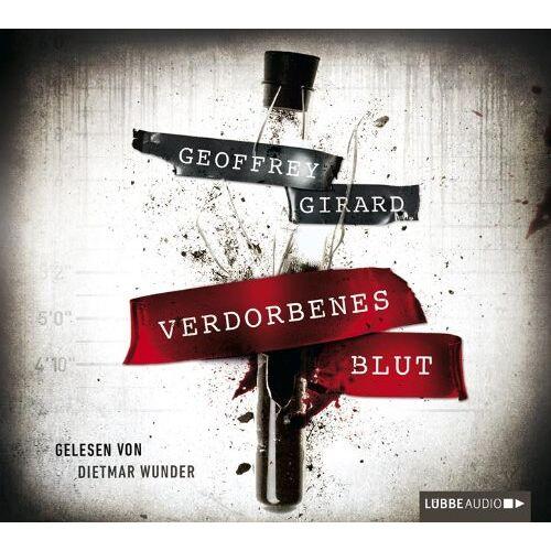 Geoffrey Girard - Verdorbenes Blut - Preis vom 16.04.2021 04:54:32 h