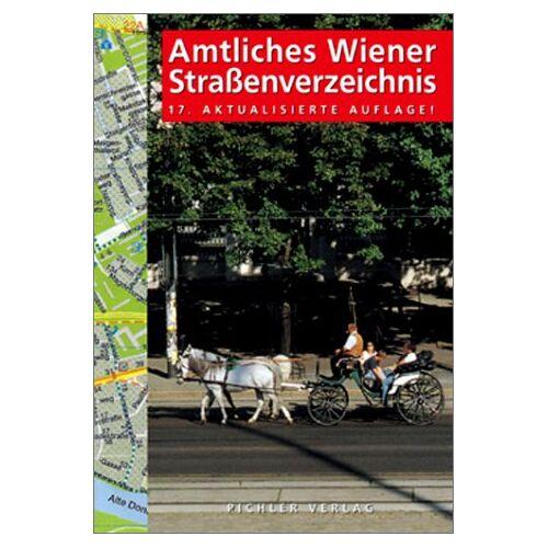 - Amtliches Wiener Straßenverzeichnis - Preis vom 31.03.2020 04:56:10 h