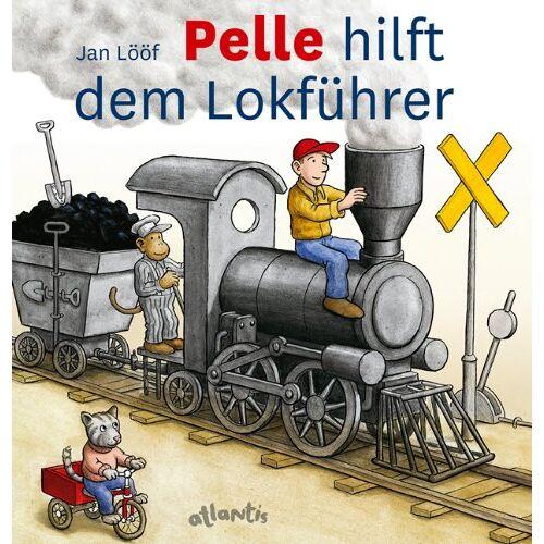 Jan Lööf - Pelle hilft dem Lokführer - Preis vom 08.05.2021 04:52:27 h