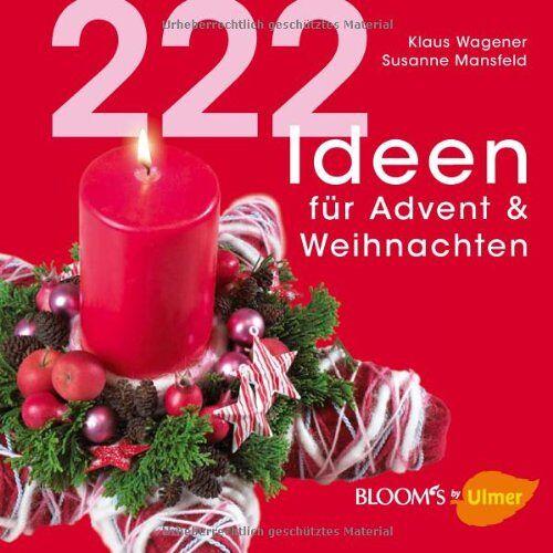 Susanne Mansfeld - 222 Ideen für Advent und Weihnachten - Preis vom 15.05.2021 04:43:31 h