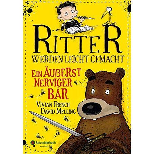Vivian French - Ritter werden leicht gemacht - Ein äußerst nerviger Bär - Preis vom 08.05.2021 04:52:27 h