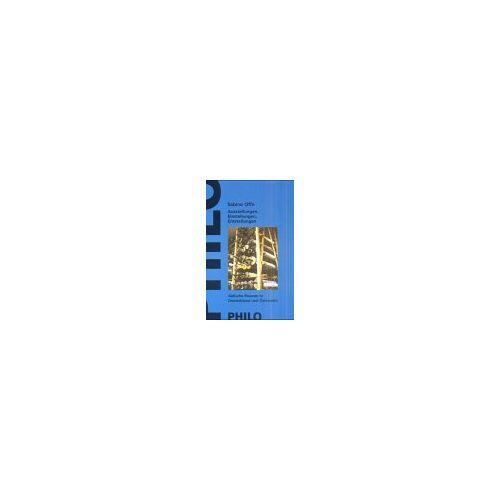 Sabine Offe - Ausstellungen, Einstellungen, Entstellungen. Jüdische Museen in Deutschland und Österreich - Preis vom 05.09.2020 04:49:05 h
