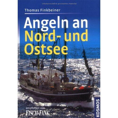 Thomas Finkbeiner - Angeln an Nord- und Ostsee - Preis vom 09.05.2021 04:52:39 h