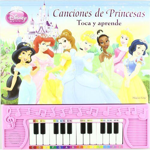 Princesas - Canciones de princesa. Piano musical - Preis vom 09.05.2021 04:52:39 h