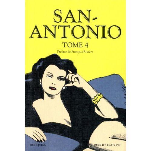 San-Antonio - San-Antonio : Tome 4 - Preis vom 06.09.2020 04:54:28 h