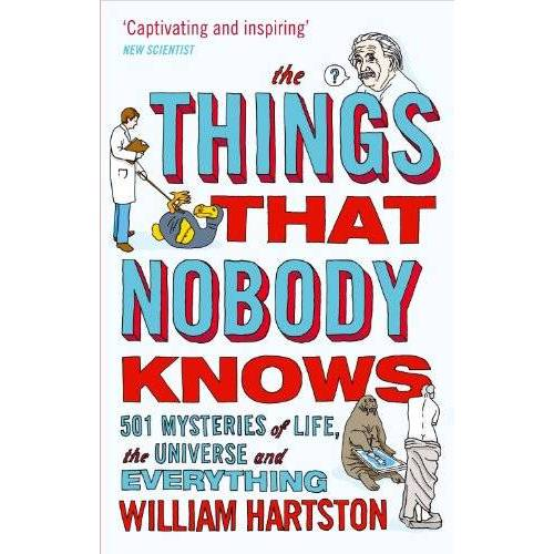 William Hartston - Things That Nobody Knows - Preis vom 01.03.2021 06:00:22 h