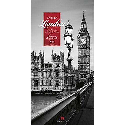 Ackermann Kunstverlag - Swinging London 2018 (Literarische Reihe) - Preis vom 09.04.2020 04:56:59 h
