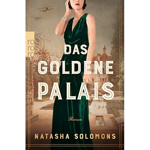 Natasha Solomons - Das goldene Palais - Preis vom 14.04.2021 04:53:30 h