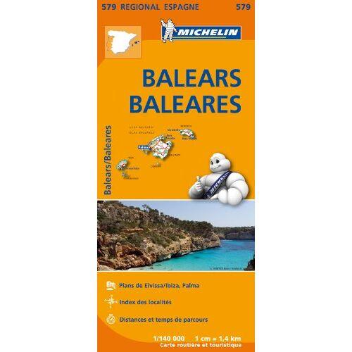 Michelin - 579 Balears/Baleares - Preis vom 05.09.2020 04:49:05 h