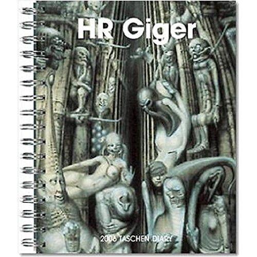 Giger, Hans R. - Giger 2006: Diary (Diaries) - Preis vom 08.04.2021 04:50:19 h