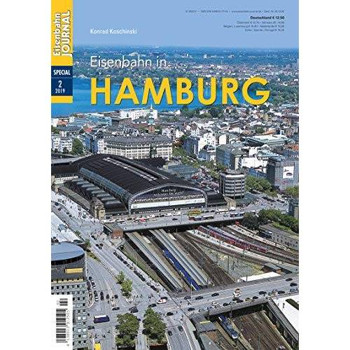 Konrad Koschinski - Eisenbahn in Hamburg - Eisenbahn Journal Special 2-2019 - Preis vom 28.03.2020 05:56:53 h