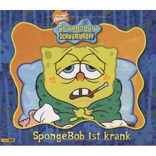 - SpongeBob Schwammkopf, Geschichtenbuch, Bd. 6: SpongeBob ist krank - Preis vom 04.04.2020 04:53:55 h