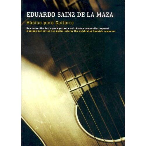 - Musica Para Guitarra: Noten für Gitarre - Preis vom 21.10.2020 04:49:09 h