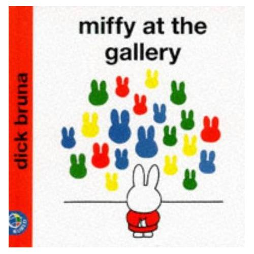 Dick Bruna - Miffy at the Gallery (Miffy's Library) - Preis vom 20.09.2020 04:49:10 h