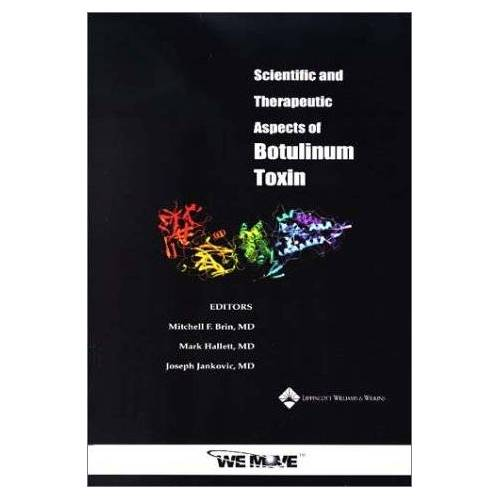 Oh, Shin J. - Scientific and Therapeutic Aspects of Botulinum Toxin - Preis vom 16.04.2021 04:54:32 h