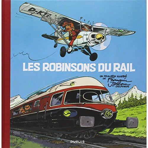 André Franquin - Les Robinsons du Rail, tome 1 - Preis vom 26.03.2020 05:53:05 h