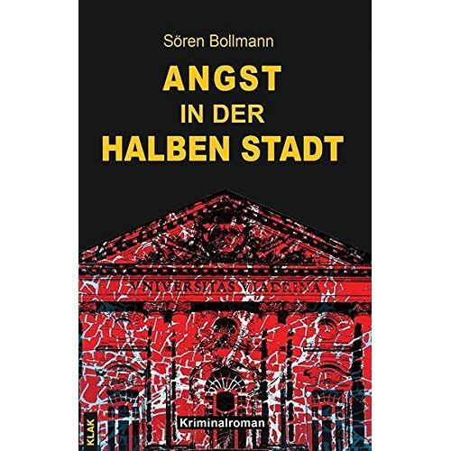 Sören Bollmann - Angst in der halben Stadt - Preis vom 27.02.2021 06:04:24 h