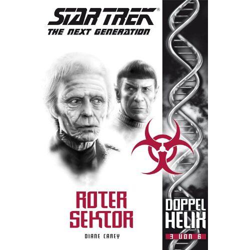 Diane Carey - Star Trek TNG: Doppelhelix 3: Roter Sektor - Preis vom 06.09.2020 04:54:28 h