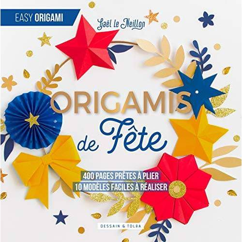 - Origamis de fête (Origami, 10725) - Preis vom 18.04.2021 04:52:10 h