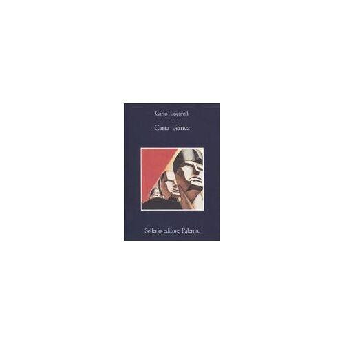 Carlo Lucarelli - Carta bianca - Preis vom 21.10.2020 04:49:09 h
