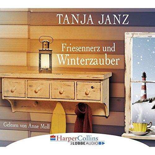 Tanja Janz - Friesenherzen und Winterzauber - Preis vom 25.02.2021 06:08:03 h