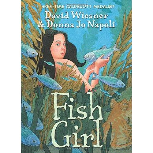David Wiesner - Fish Girl - Preis vom 20.10.2020 04:55:35 h