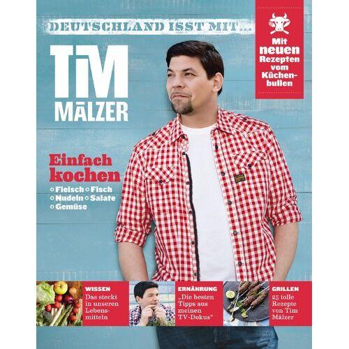 Tim Mälzer - Deutschland isst mit... Tim Mälzer: Kochmagazin - Preis vom 20.10.2020 04:55:35 h