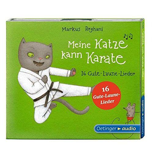 Markus Reyhani - Meine Katze Kann Karate - Preis vom 20.01.2020 06:03:46 h