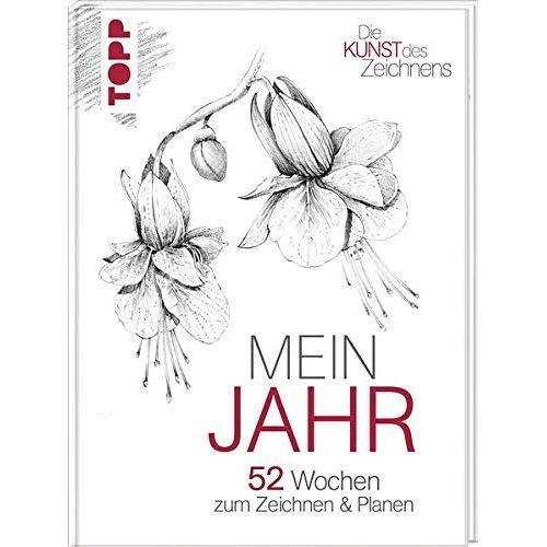 frechverlag - Die Kunst des Zeichnens: Mein Jahr: 52 Wochen zum Zeichnen & Planen - Preis vom 18.07.2019 05:53:27 h