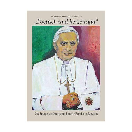 Johann Nußbaum - Poetisch und herzensgut - Papst Benedikt XVI. - Preis vom 15.04.2021 04:51:42 h